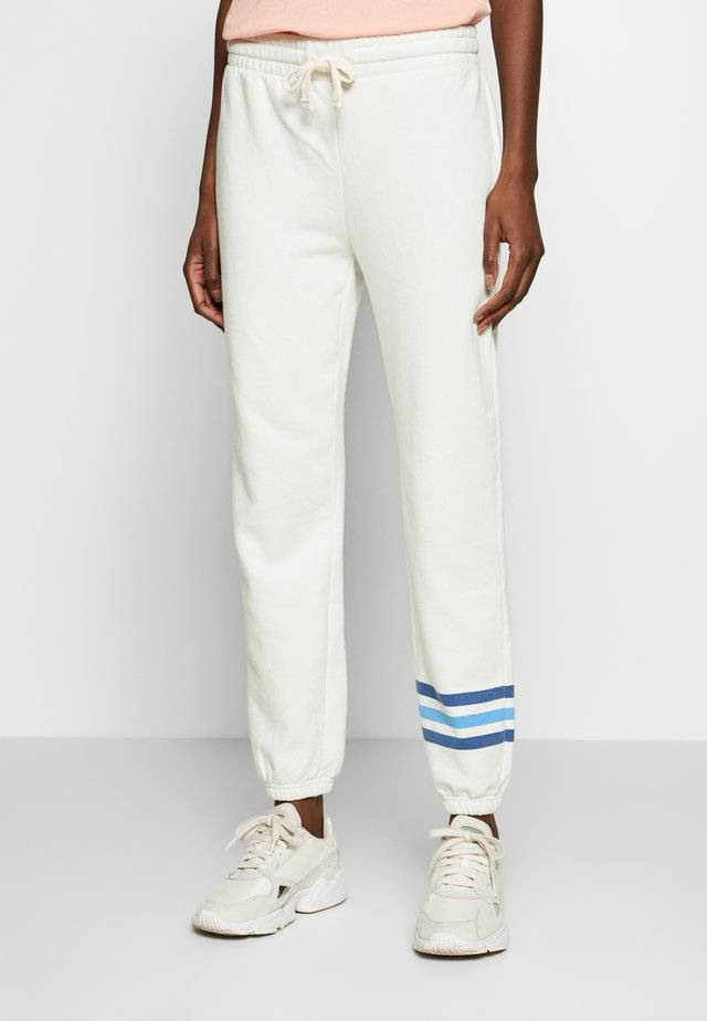 Tracksuit bottoms - carls stone