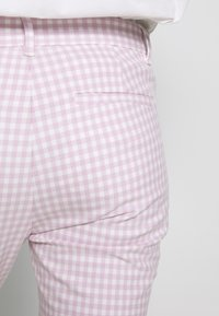 GAP - ANKLE  BISTRETCH - Trousers - pink - 5