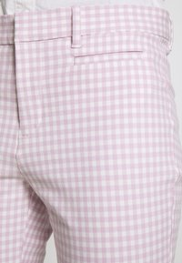 GAP - ANKLE  BISTRETCH - Trousers - pink - 3