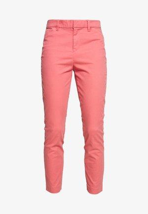 Chino kalhoty - pink starburst