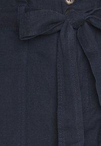 GAP - PAPERBAG - Trousers - true indigo - 2