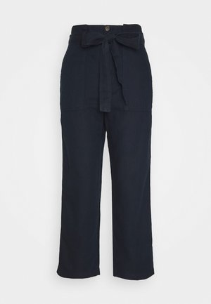 PAPERBAG - Trousers - true indigo