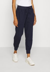 GAP - UTILITY JOGGER - Pantalon de survêtement - navy uniform - 0