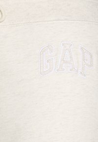 GAP - Pantalones deportivos - oatmeal heather - 2