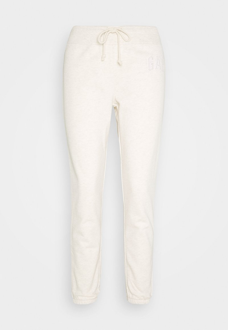 GAP - Pantalones deportivos - oatmeal heather