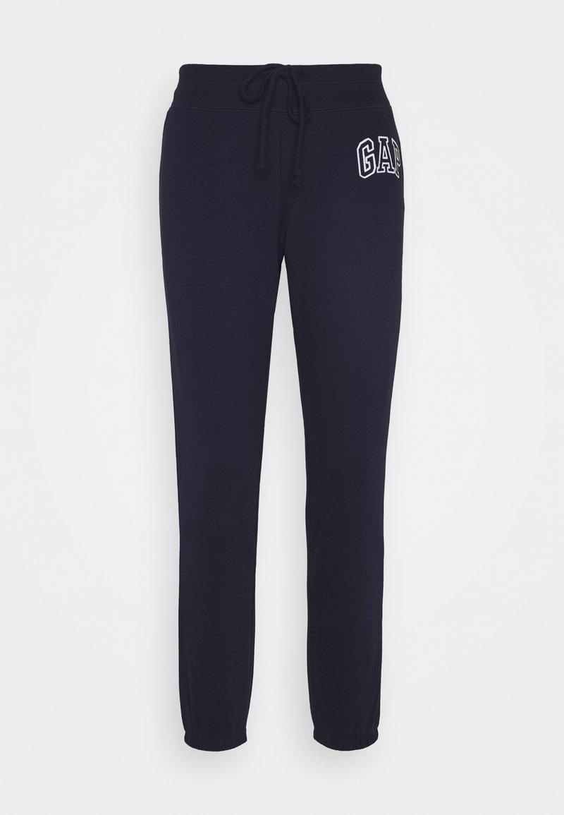 GAP - Spodnie treningowe - dark blue