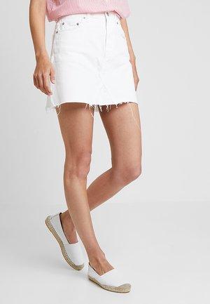 A LINE SKIRT - A-line skirt - salt denim
