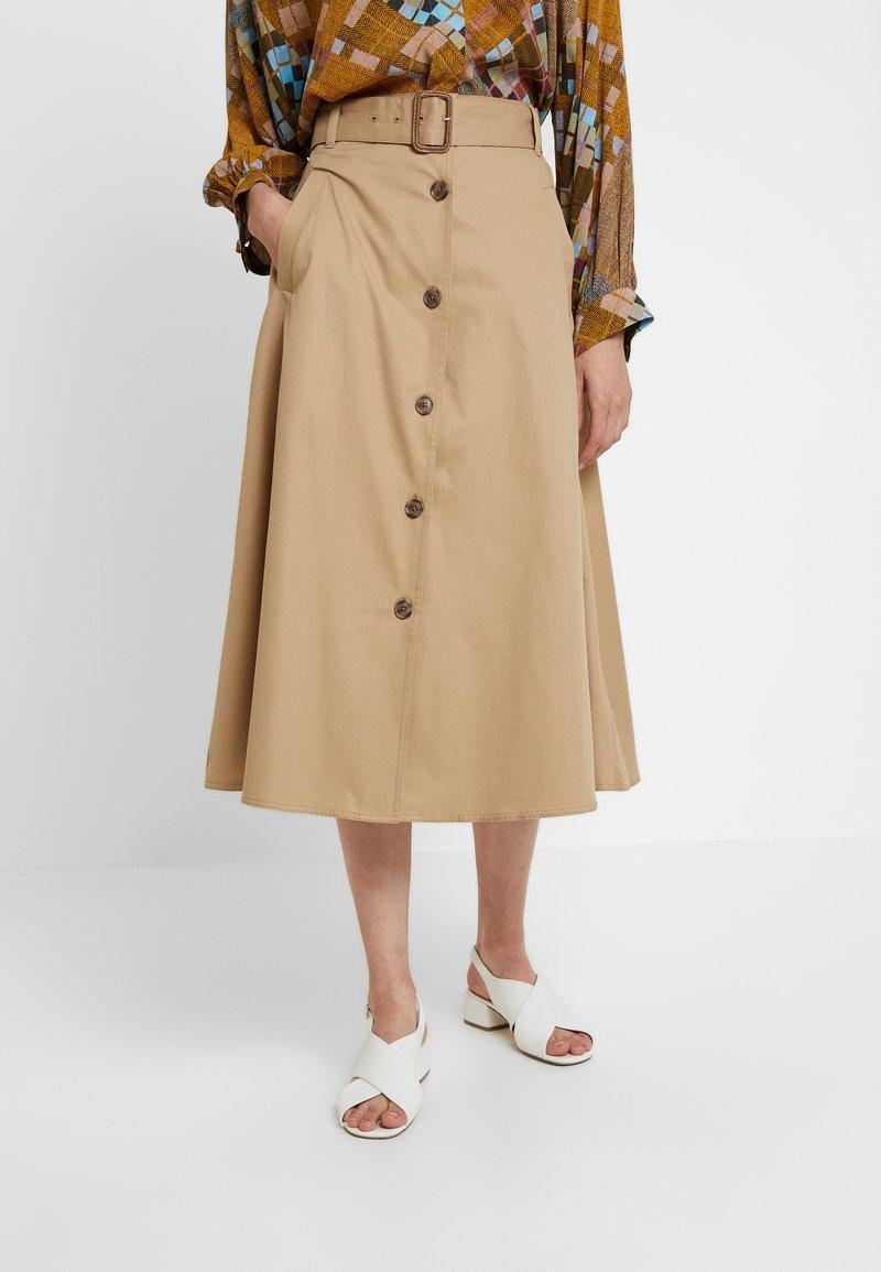 GAP - A-line skirt - mojave