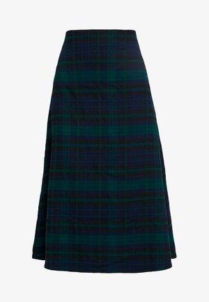 FLARE SKIRT - A-line skirt - blackwatch