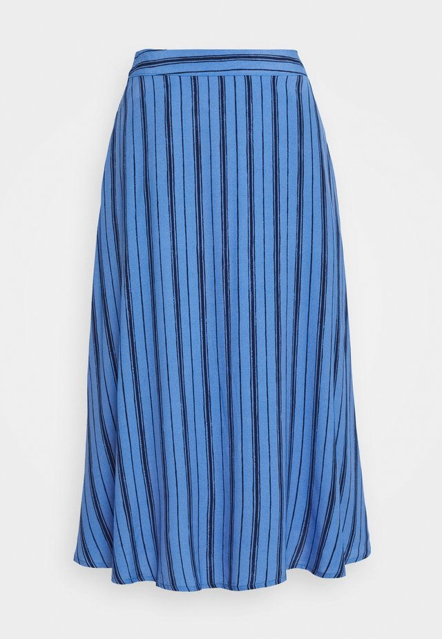 CIRCLE SKIRT - A-snit nederdel/ A-formede nederdele - blue