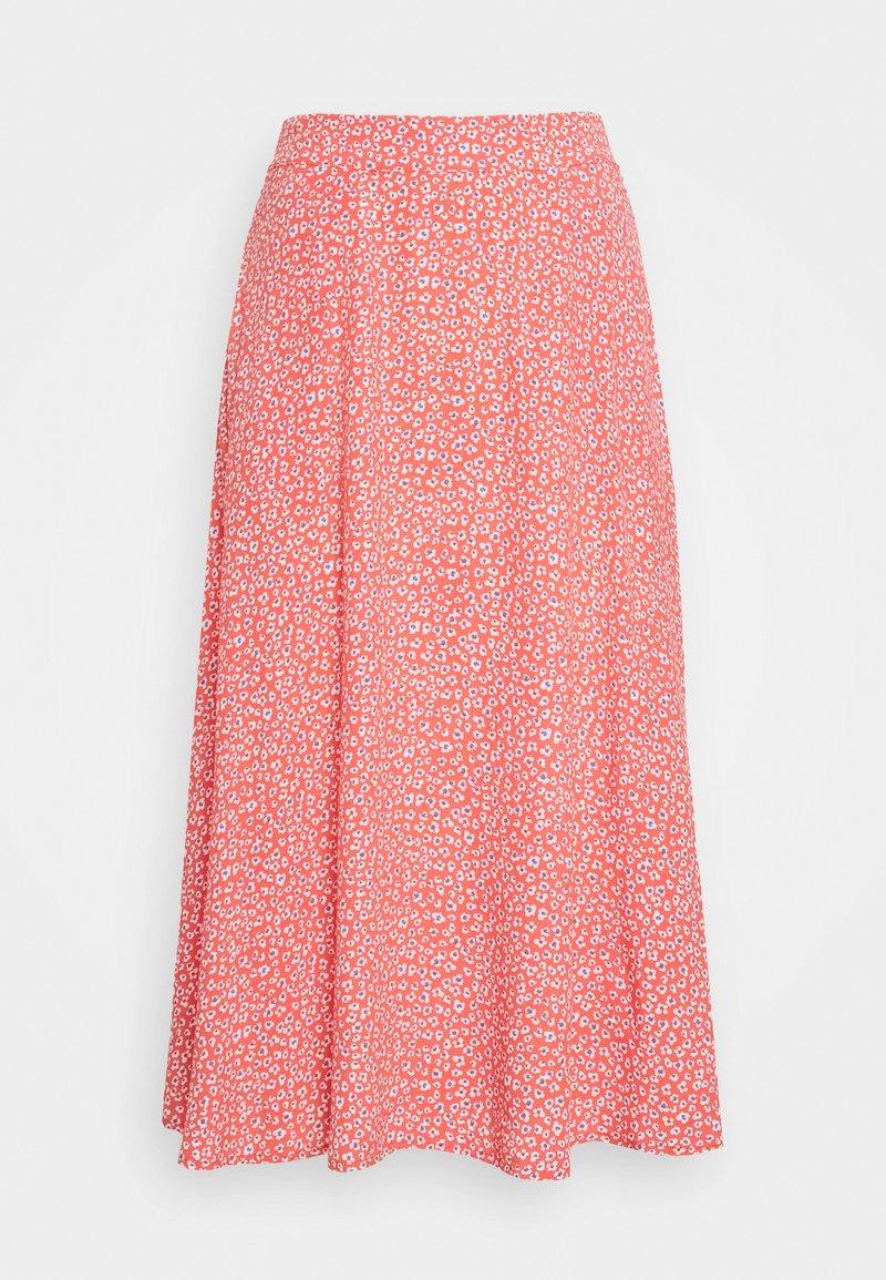 GAP - CIRCLE SKIRT - A-line skirt - pink