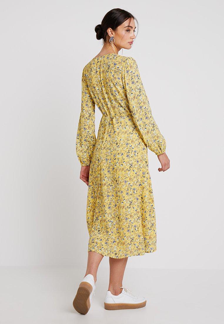 GAP Robe d'été - jaune yellow
