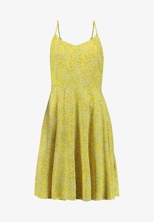 SOFT CAMI  - Day dress - mini yellow