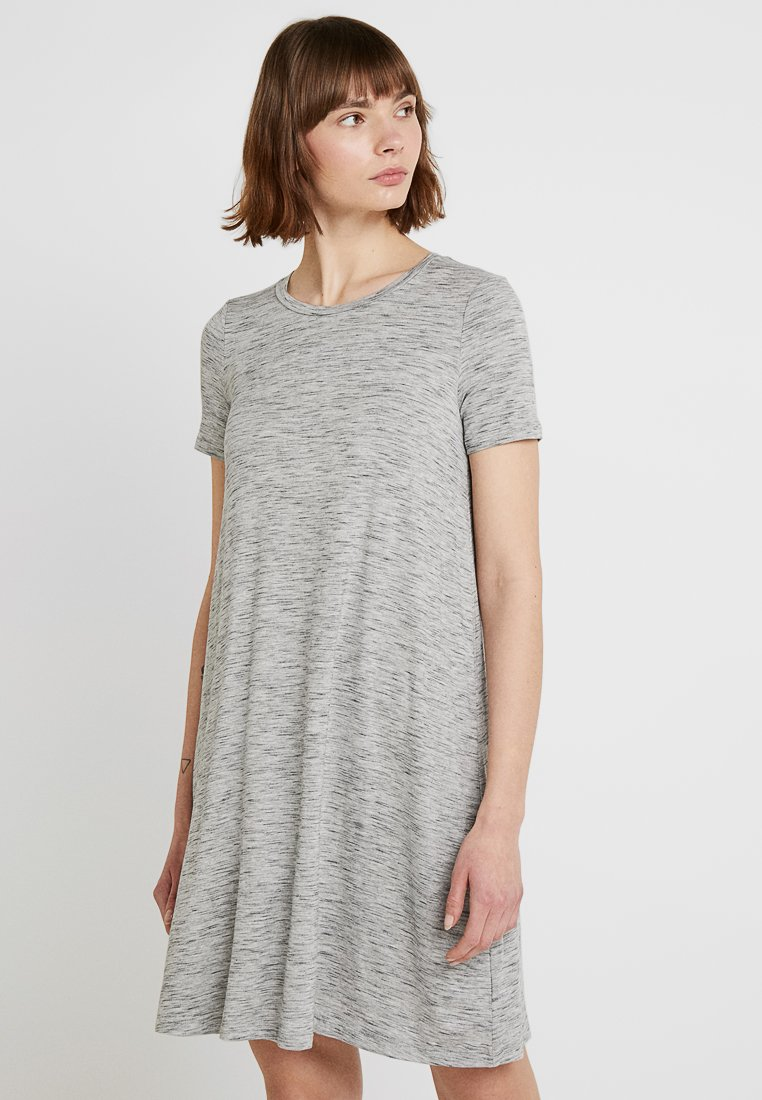 GAP - SWING - Jerseykleid - light heather grey