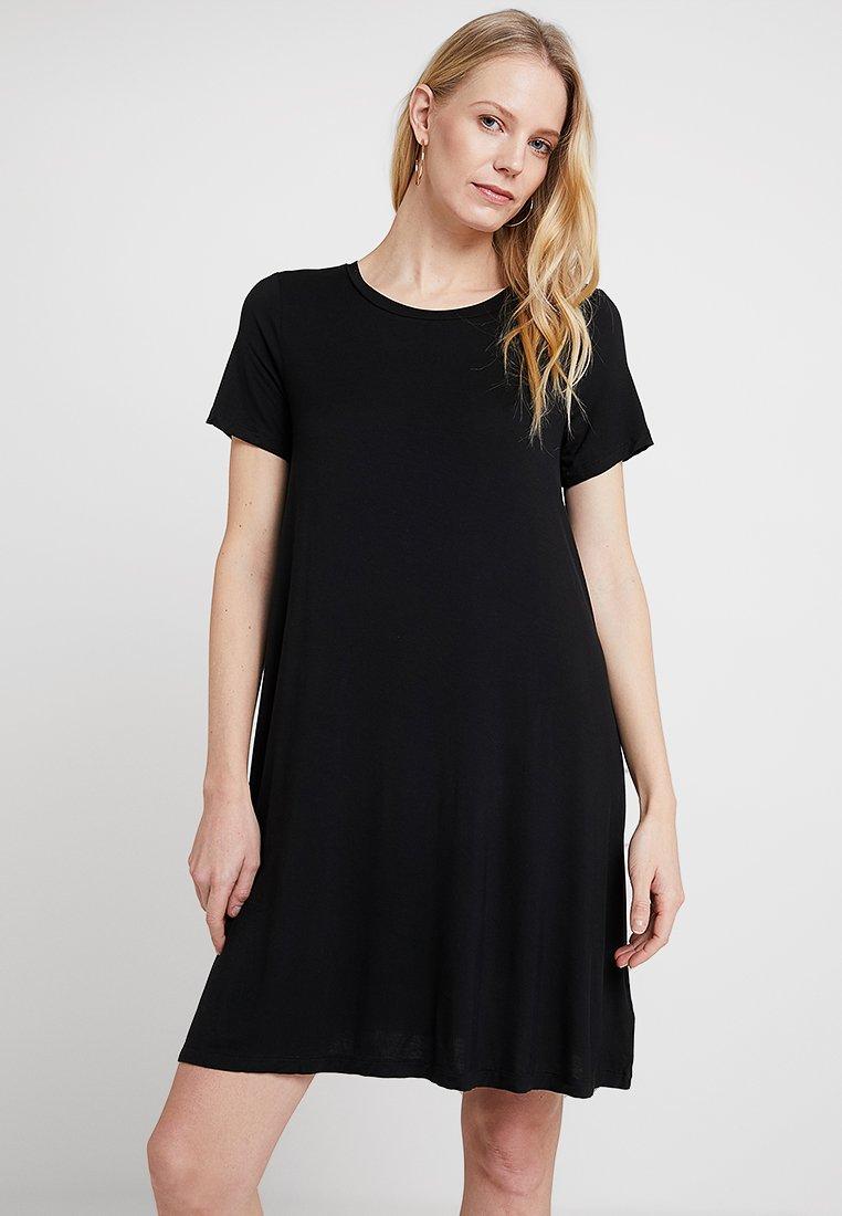 GAP - SWING - Jerseykleid - true black