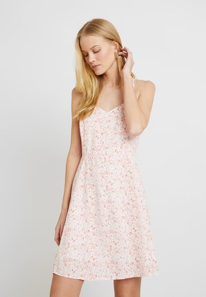 FRAMED CAMI  - Vestito estivo - pink