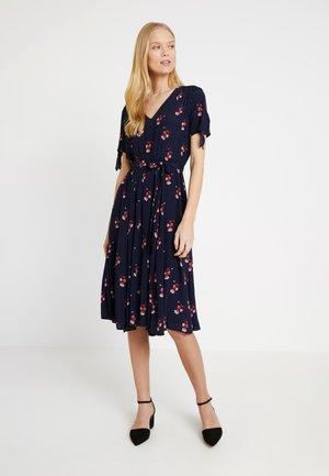 TIE - Denní šaty - navy