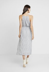 GAP - HALTER DRESS - Vestido largo - blue - 2
