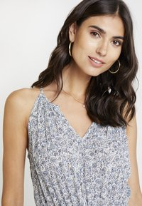 GAP - HALTER DRESS - Vestido largo - blue - 3