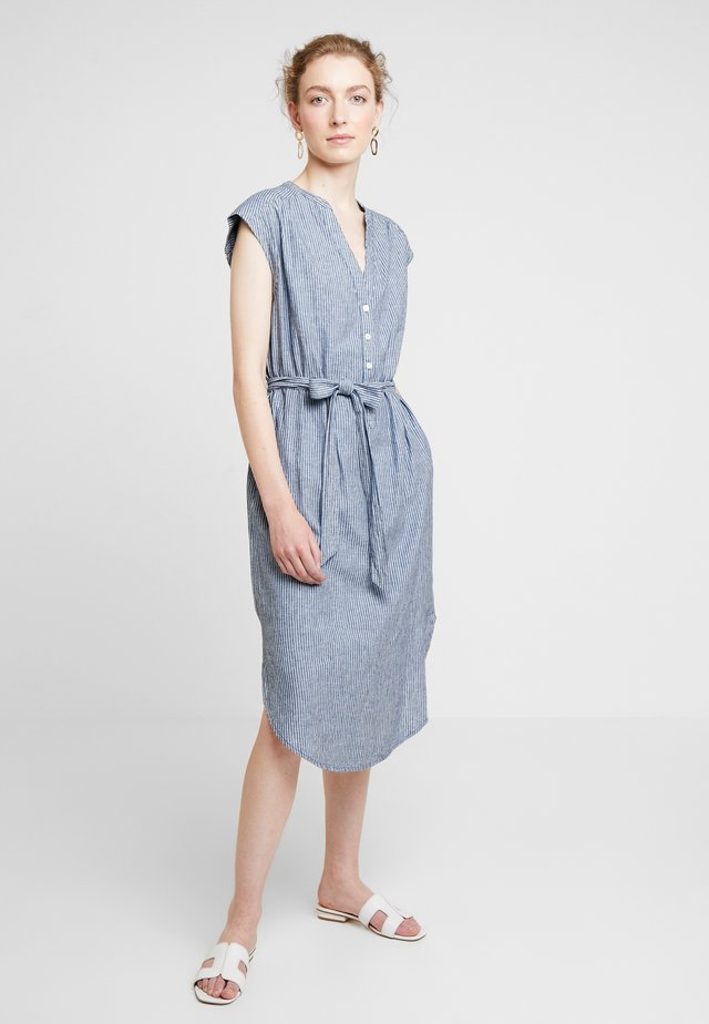 CAP - Maxi dress - indigo