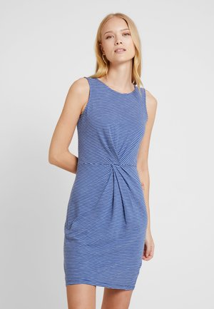 Sukienka etui - blue