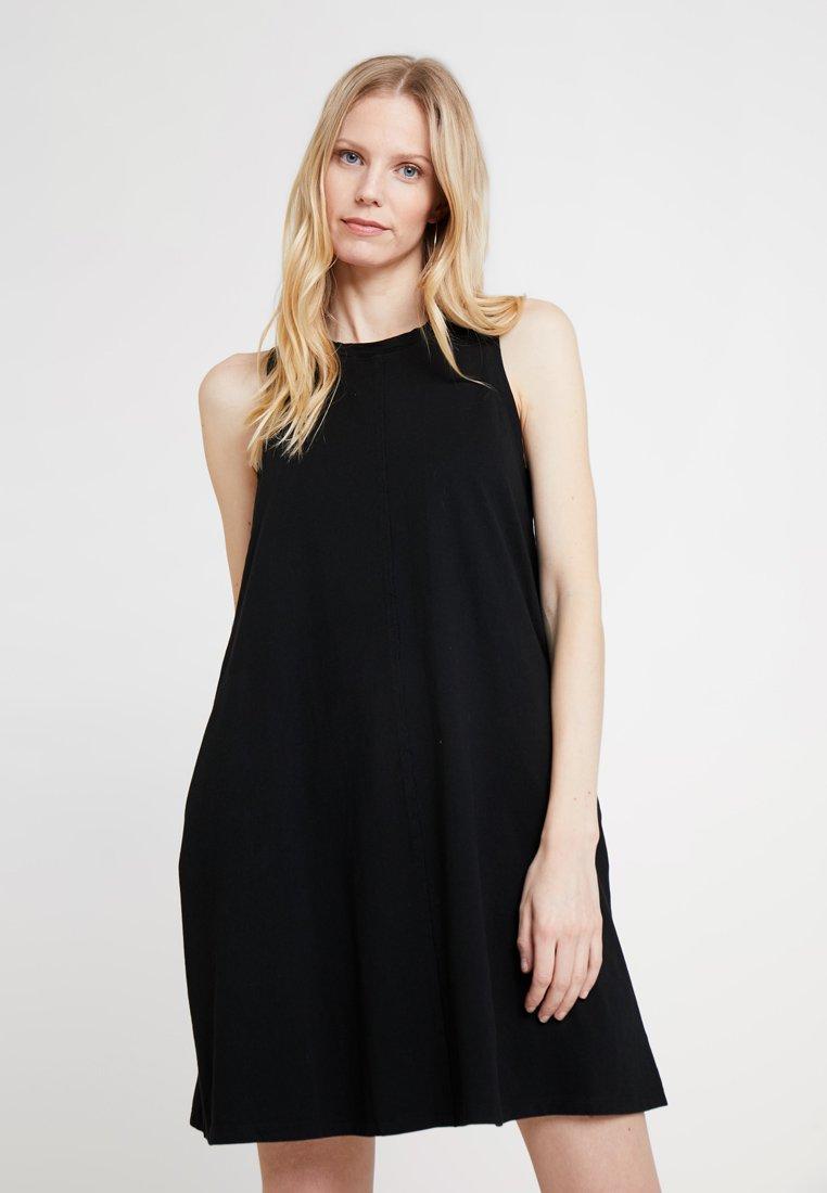 GAP - Žerzejové šaty - true black