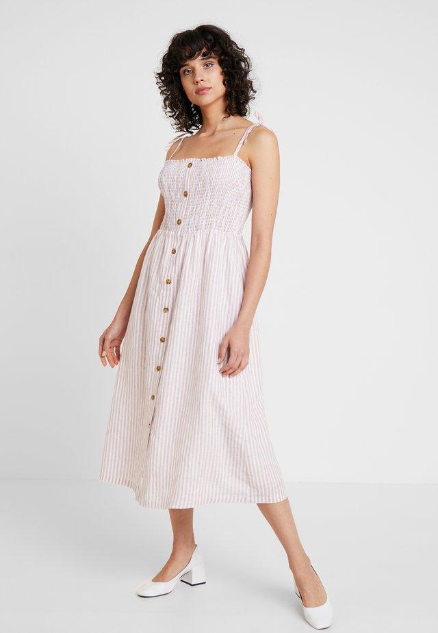TANK DRESS - Maxikleid - pink
