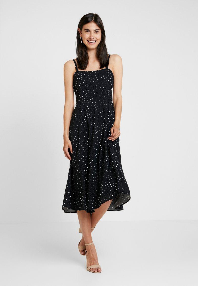 GAP - CAMI - Długa sukienka - black