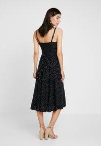 GAP - CAMI - Długa sukienka - black - 3