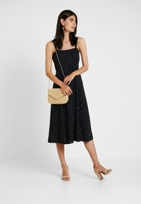 GAP - CAMI - Długa sukienka - black - 2
