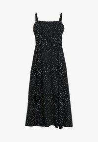 GAP - CAMI - Długa sukienka - black - 5