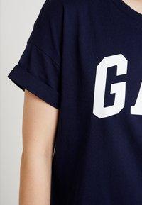 GAP - ARCH TEE - Vestido ligero - navy uniform - 5