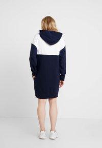GAP - LOGO DRESS - Korte jurk - navy uniform - 2