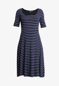 GAP - SCOOP SWING DRESS - Jersey dress - navy - 4
