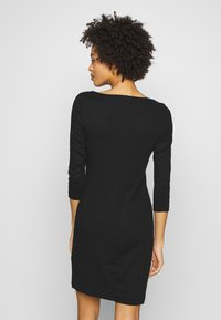 GAP - BOATNECK - Shift dress - true black - 2