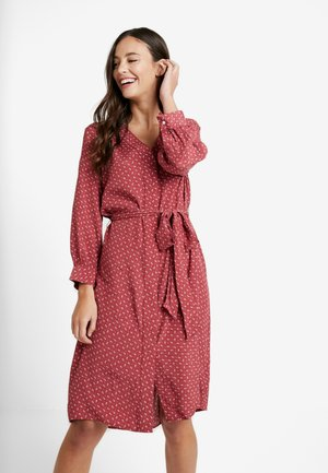 MIDI - Day dress - red