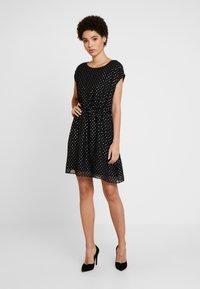GAP - Korte jurk - true black - 0