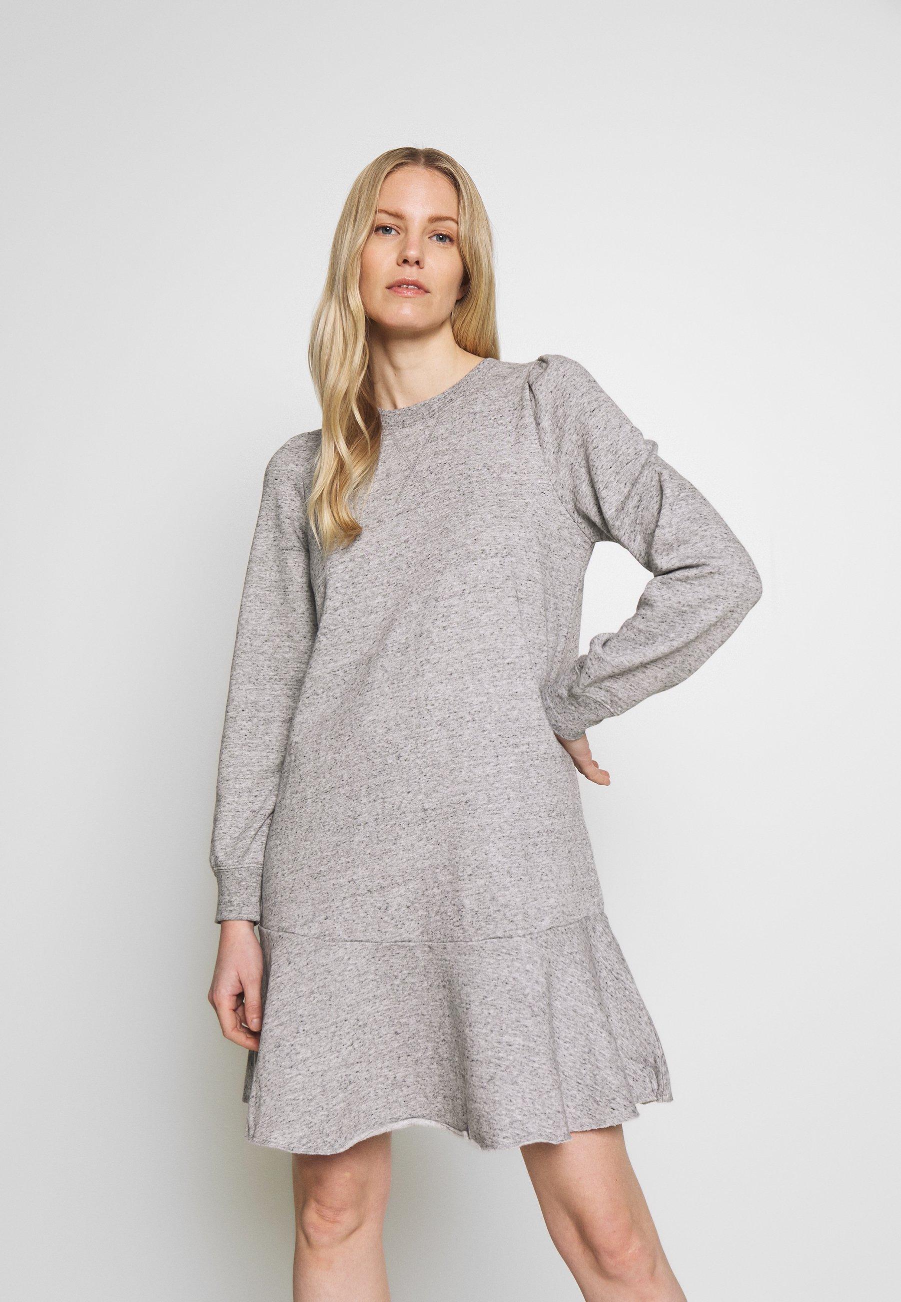 GAP Petite Kjole - light heather grey