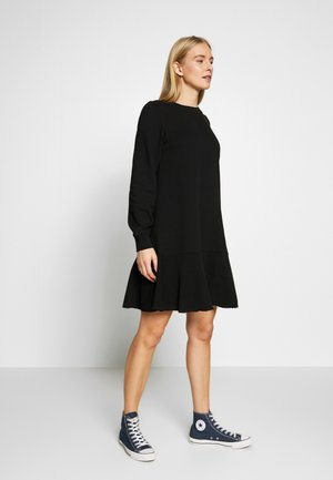 Day dress - true black