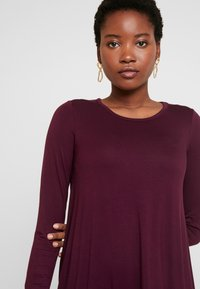 GAP - DRESS - Jersey dress - secret plum