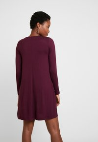 GAP - DRESS - Jersey dress - secret plum - 3