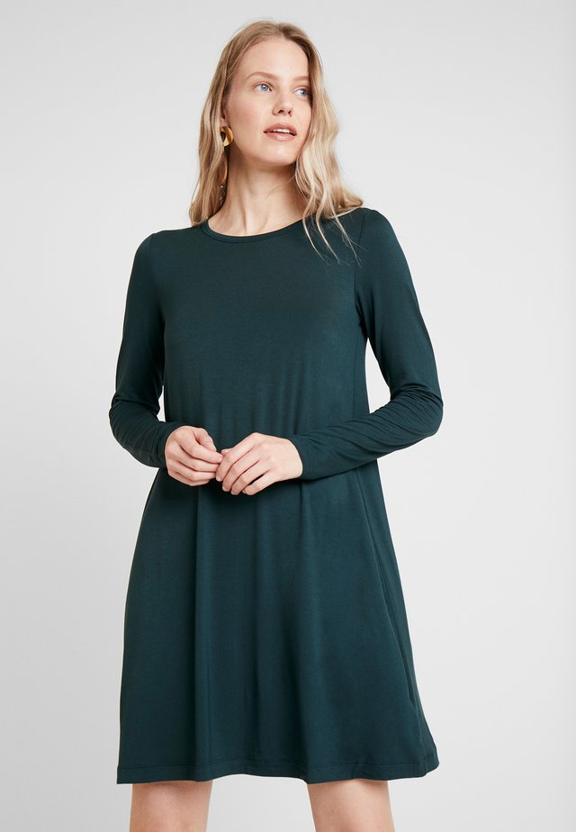 DRESS - Trikoomekko - essex green