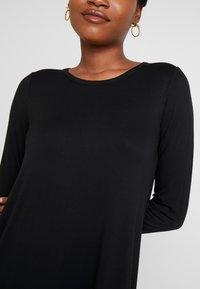 GAP - DRESS - Žerzejové šaty - true black - 5