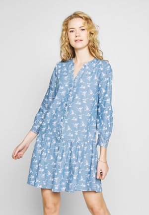 Blusenkleid - indigo