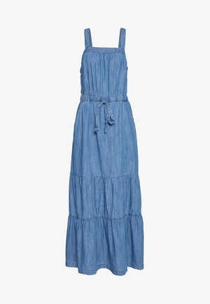 Maxi-jurk - medium indigo
