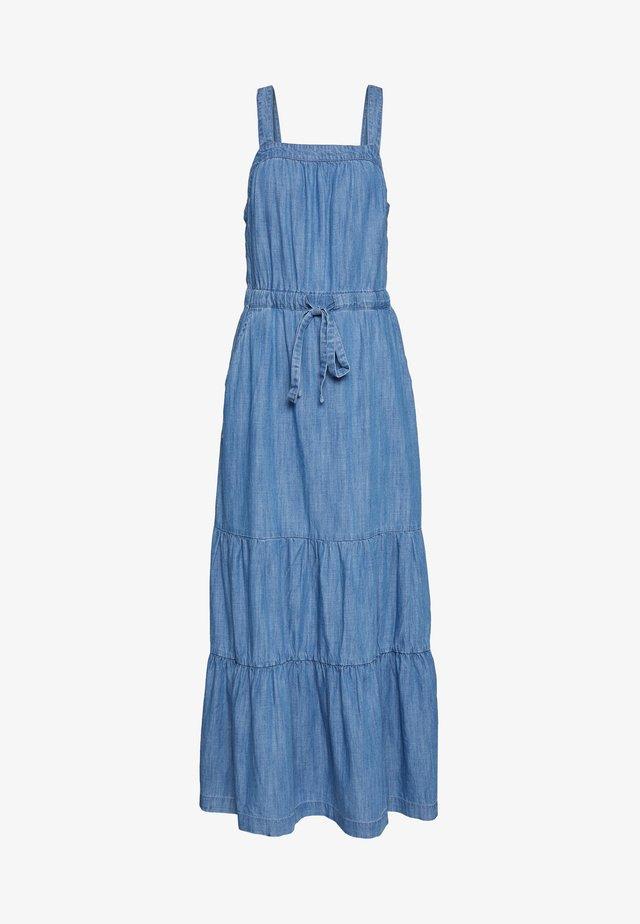 Maxi dress - medium indigo