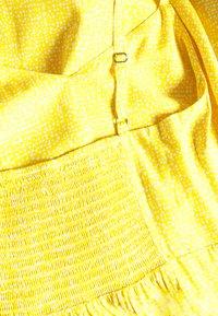 GAP - V CAMI MIDI - Day dress - yellow - 2