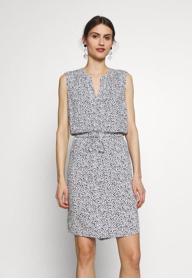 SHIRT DRESS - Korte jurk - white