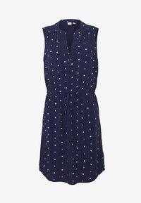 GAP - SHIRT DRESS - Robe d'été - navy - 4
