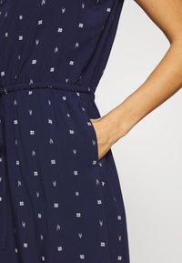GAP - SHIRT DRESS - Robe d'été - navy - 5